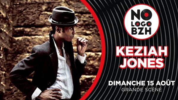 KEZIAH JONES au No Logo BZH