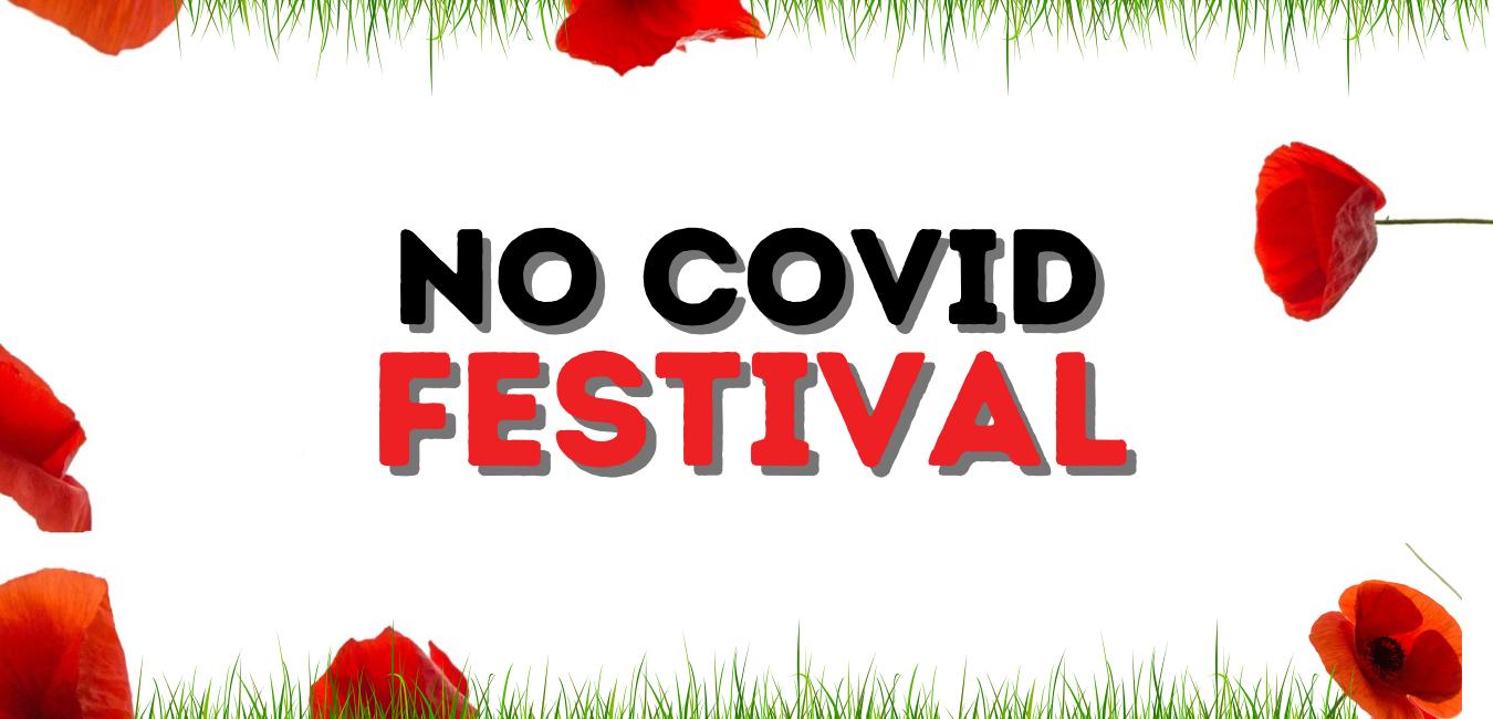NO COVID FESTIVAL au No Logo BZH