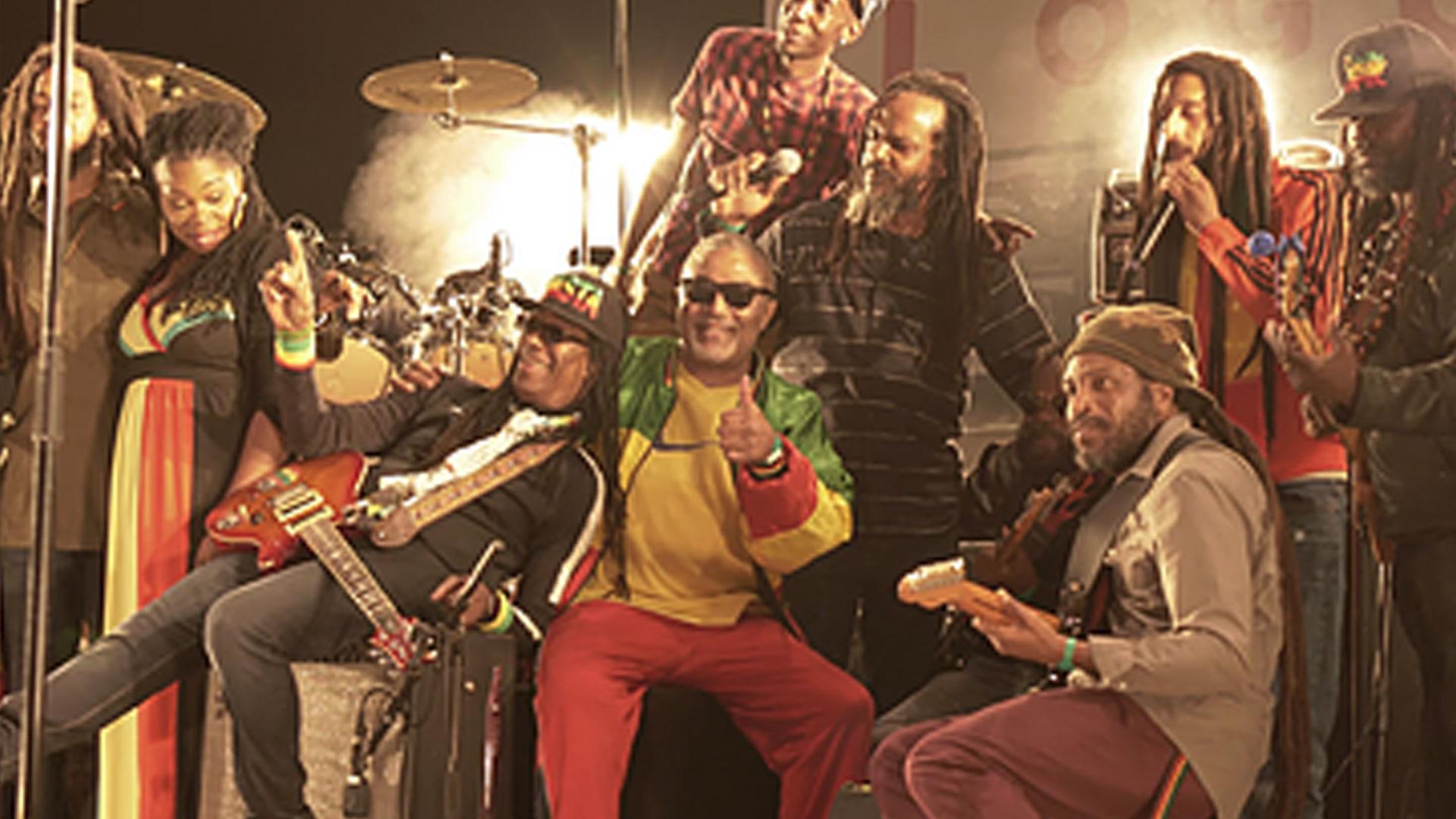 The Wailers & invités : un moment inoubliable… au No Logo BZH