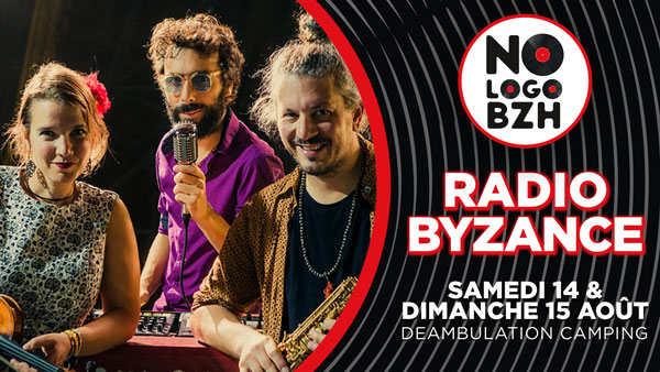 RADIO BIZANCE au No Logo BZH