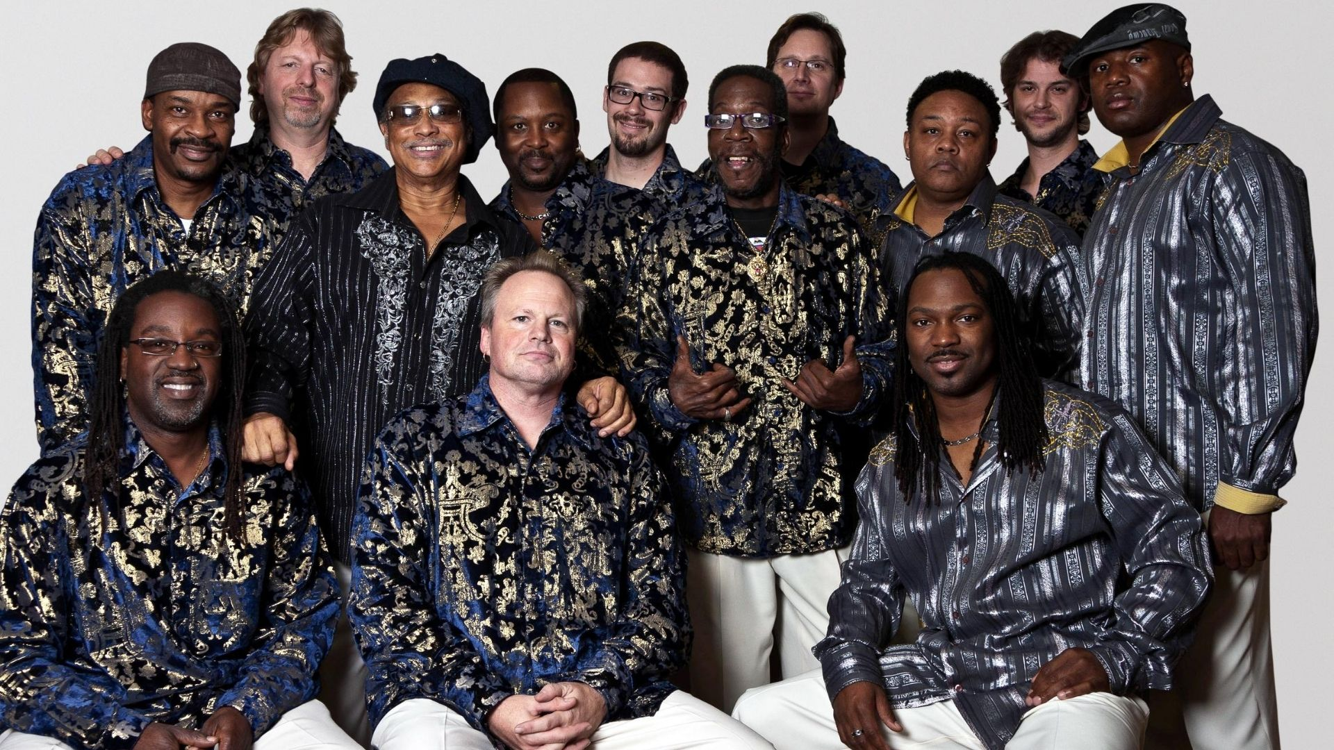 EARTH WIND AND FIRE au No Logo BZH